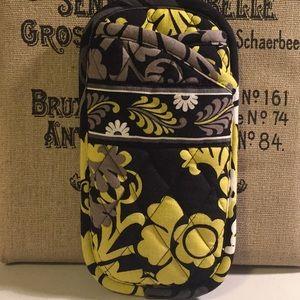 NWOT Vera Bradley eyeglass case Baroque Pattern.
